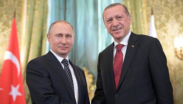 Объявление Эрдогана опозиции В. Путина может быть достоверным— специалист