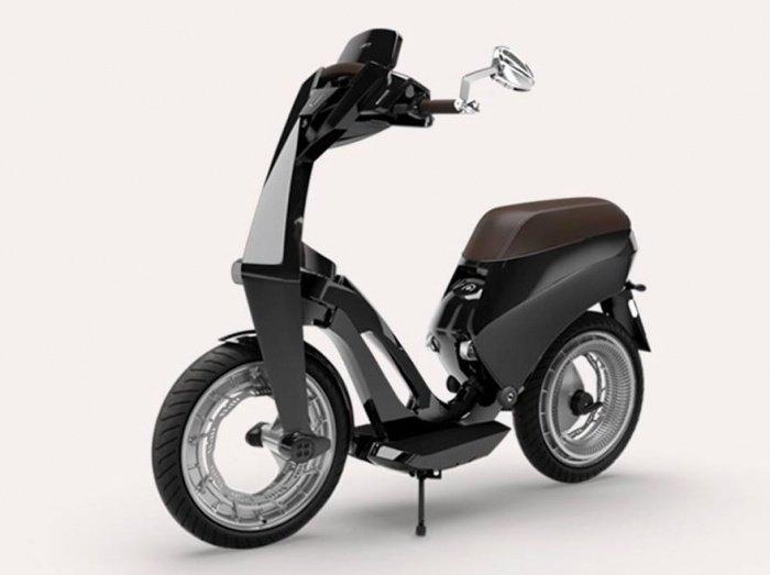 ВРФ стартовало производство электромопеда UJET за €8500— Чубайс
