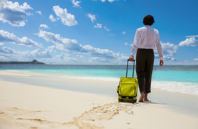 На отдых за границу слетают на 57% туристов больше, чем годом ранее