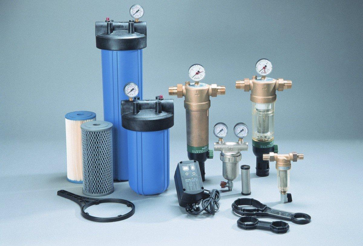 Фильтр для очистки воды своими руками - Greenologia 49