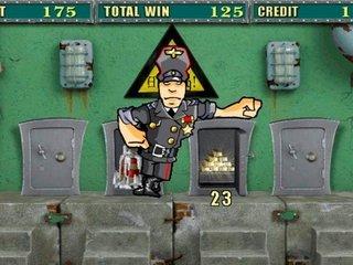 игровой слот Resident