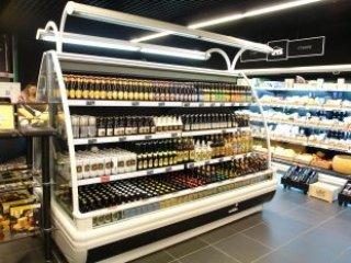 холодильные витрины для магазина